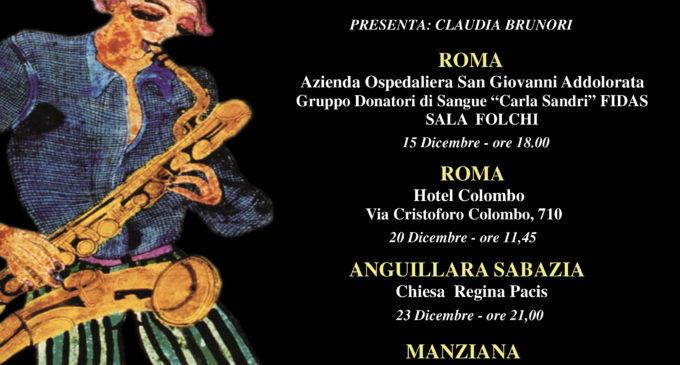 St John's Singer: al via stagione da cinque concerti. Primo appuntamento a Roma il 15 dicembre. Vocalist Fatimah Provillon