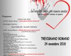 """Trevignano. Il 24 Novembre incontro/dibattito """"per dire NO alla violenza contro le donne"""""""