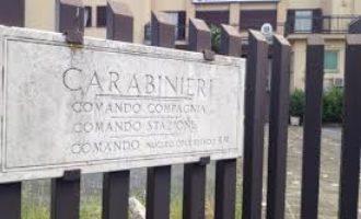 """LEGIONE CARABINIERI """"LAZIO""""  Compagnia di Bracciano  UOMO ARRESTATO DAI CARABINIERI PER MALTRATTAMENTI IN FAMIGLIA."""