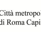 """CITTA' METROPOLITANA DI ROMA CAPITALE: MALTEMPO, MANUNTA E DE VITO """"UNA TASK FORCE PER INTERVENTI SUL TERRITORIO METROPOLITANO"""""""