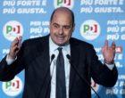 """Zingaretti (Pd): """"Adesso in Italia si cambia tutto"""""""