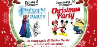 Cerveteri, il Giorno dell'Immacolata Concezione il 'Frozen Party' a Piazza Le Roselle