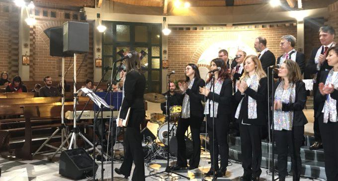 Straordinario St. John Singers Gospel Choir ad Anguillara