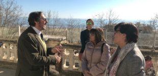 Continua il tour scuole superiori del  consigliere delegato  Teresa Zotta