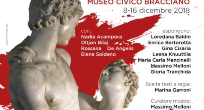 Roma. Reading teatrale e mostra su Venere e Adone