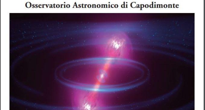 """Alla Corrado Melone la conferenza """"Onde gravitazionali: una nuova finestra sull'Universo"""""""