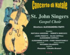il gruppo St. John Singer gospel choir ospite ad Anguillara
