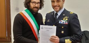 Cerveteri, riconosciuto formale encomio in Consiglio comunale al Colonnello Gino Bartoli