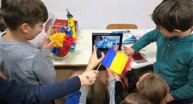 Alla Corrado Melone festeggiamento della giornata della cultura romena celebrata in streaming con Spagna e Romania