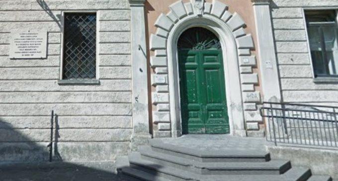 Gelata la scuola Tommaso Tittoni di Bracciano