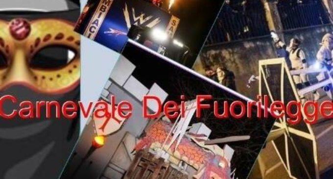 """Torna il """"Carnevale Fuorilegge"""" ad Anguillara"""