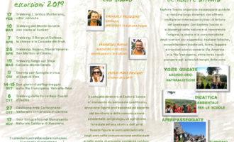 Una Primavera piena di attività per l'Università agraria di Oriolo