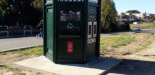 Cerveteri, in funzione la casetta dell'Acqua ACEA a Parco Borsellino
