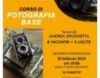 I Terzi, Terrattiva organizza il primo corso di Fotografia di Base