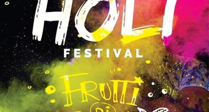 Cerveteri, con l'Holi Festival arriva una bomba di colori!