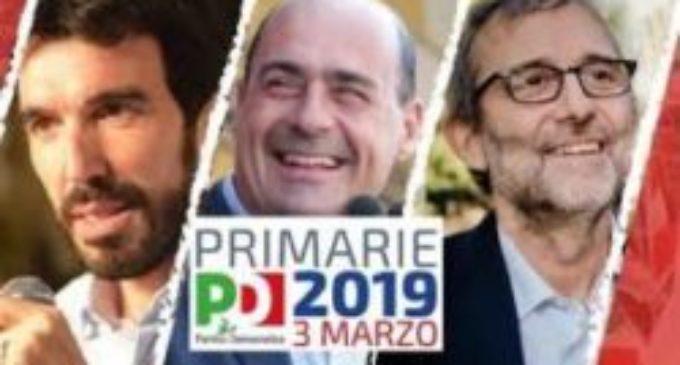 Domenica 3 Marzo primarie per eleggere il segretario nazionale del Partito Democratico – dove si vota