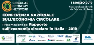 Programma Conferenza Nazionale sull'economia circolare  primo Marzo, Roma