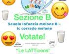 """La SEZIONE B SCUOLA INFANZIA I.C. MELONE partecipa al CONCORSO DIDATTICO: """"Semplicemente latte!"""""""