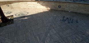 Cerveteri, vandali in Piazza Gramsci. L'Assessora Gubetti: 'città vittima di gesti sconsiderati e indegni'