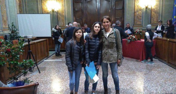 Cerveteri Campione di Sport con Serena Lautizi e Veronica Lombardi