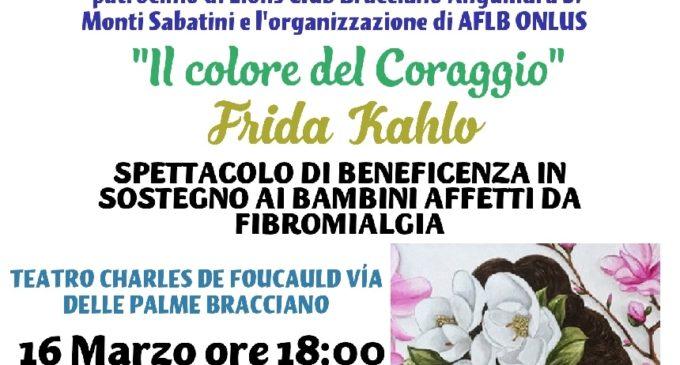 Spettacolo di beneficenza il prossimo 16 marzo a Bracciano.
