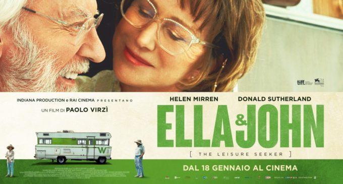 Road to Venezia 76 – 7 ELLA E JOHN  Paolo Virzì
