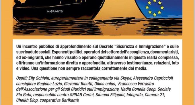 """Sabato 23 Marzo al """"Palma"""" di Trevignano: Irregolari per legge"""