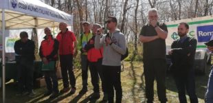 """Riserva naturale Macchia di Gattaceca e Macchia del Barco: inaugurato ieri il percorso per escursionisti con disabilità. Manunta: """"fondamentale rafforzare la collaborazione tra istituzioni e associazioni"""""""