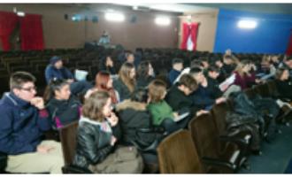 """Quarto incontro alternanza scuola – lavoro: proseguono le attività del progetto """"Plurals"""""""
