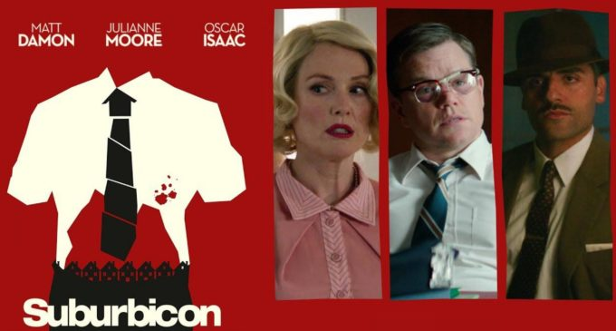 Road to Venezia 76 – 8 SUBURBICON  George Clooney