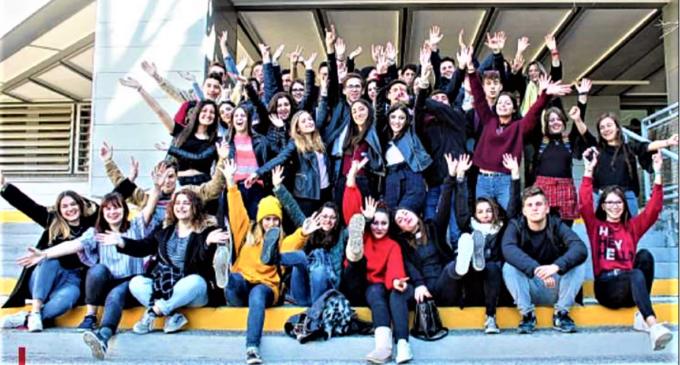 I liceali del Mendès: la Francia incontra l'Italia