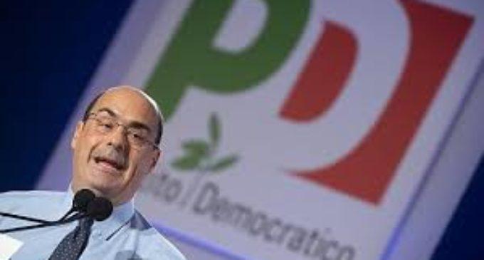 PD, appello del segretario Zingaretti: il 5-6-7 Aprile nelle strade e piazze italiane per amore dell'Italia