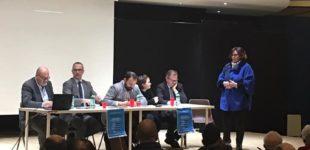 Un successo l'incontro per presentare il progetto sul raddoppio della ferrovia fl3 tra Cesano e Bracciano con l'assessore Alessandri, il Consigliere Minnucci e l'ing. Torassa