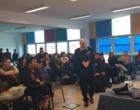 GLI STUDENTI DELL'ISTITUTO ALBERGHIERO DI LADISPOLI INCONTRANO L'ARMA DEI CARABINIERI