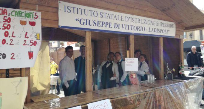 69^ SAGRA DEL CARCIOFO  LO STAND DELL'ALBERGHIERO DI LADISPOLI