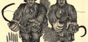 L'artista Samuele Calosi in mostra alla Biblioteca Storica Nazionale dell'Agricoltura