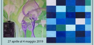 """A Trevignano """"Forme, Colori, Materia"""""""