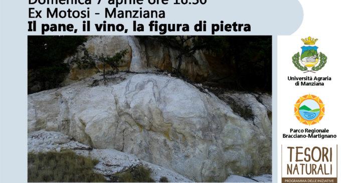 Tesori naturali 2019 – Storie Naturali: il pane, il vino, la figura di pietra