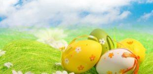 I nostri migliori auguri di una serena Pasqua