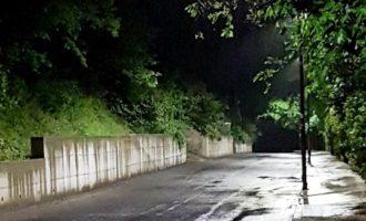 Una nuova luce per Canale Monterano