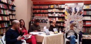 """""""Giustizia Divina"""" arriva a Bracciano – presso la libreria Giunti al Punto gli autori del libro inchiesta ci parlano del lavoro di ricerca da loro svolto"""