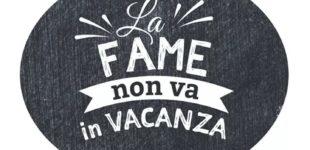 """""""La Fame non va in Vacanza"""": a Cerveteri solidarietà con l'iniziativa promossa da Banco Alimentare"""