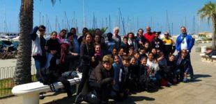 """Istituto """"Corrado Melone"""" di Ladispoli: In barca con il circumnavigatore del globo"""