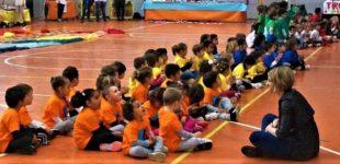 """Festa della primavera alla Scuola dell'Infanzia della """"Corrado Melone"""""""