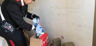 Morlupo (Rm): Trovati 6 kg di Hashish in un'abitazione – Arrestato dalla Compagnia Carabinieri di Bracciano