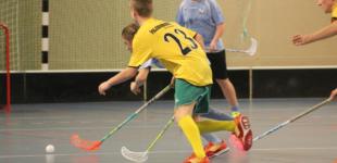 Istituto Alberghiero Ladispoli: Cinque studentesse ai mondiali di Floorball