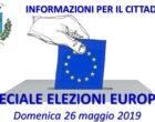 Cerveteri, Elezioni Europee 2019: orari extra-large per l'Ufficio Elettorale