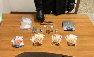 Comunicato stampa della Compagnia di Bracciano: Rignano Flaminio, nasconde droga e denaro in casa – Pusher arrestato dai Carabinieri