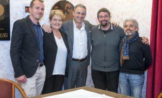 M5S: Incontro a Ladispoli con il Ministro dell'Ambiente e della Tutela del Territorio e del Mare Sergio Costa.