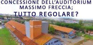 LADISPOLI, IL MOVIMENTO 5 STELLE INTERVIENE SULL' ASSEGNAZIONE DELL' AUDITORIUM.
